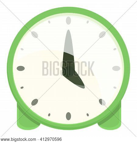 Time Seeing Icon. Cartoon Of Time Seeing Vector Icon For Web Design Isolated On White Background