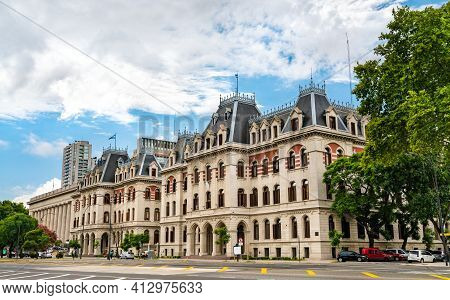 The Ministry Of Agriculture, Livestock And Fisheries Of Argentina In Buenos Aires