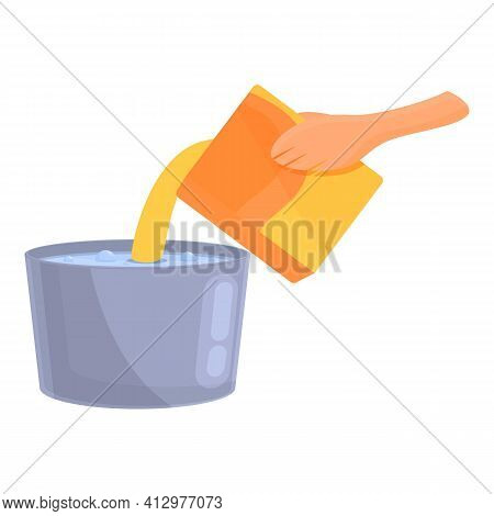 Boiling Food Icon. Cartoon Of Boiling Food Vector Icon For Web Design Isolated On White Background