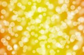 Abstract light bokeh as a background texture poster