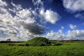 Bryn Celli Ddu Neolithic Burial Ground on the Isle of Anglesey poster