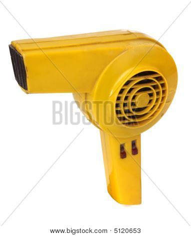 Retro Revival Hair Dryer