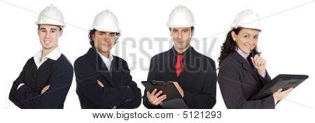 Team Of Engineers