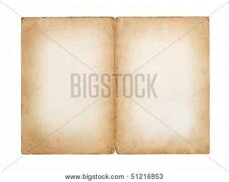 Old Vintage Sheet Of Paper