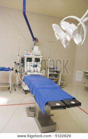 View Of An Operating Theatre