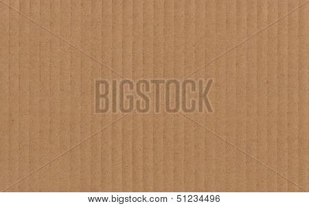 Brown cardboard small squares texture for background poster