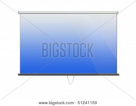 Modern Blue Screen