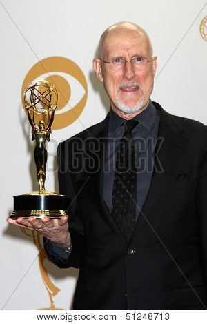 LOS ANGELES - SEP 22:  James Cromwell at the 65th Emmy Awards - Press Room at Nokia Theater on September 22, 2013 in Los Angeles, CA