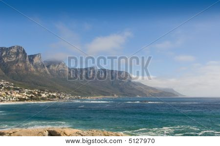 Twelve Apostles And Camps Bay View