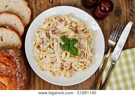 Traditional Italin Food