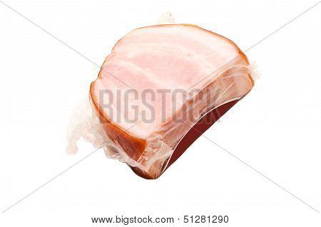 Fresh pork meat blade bone