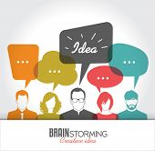 Brainstorming poster