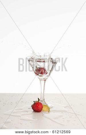Transparent Cocktail