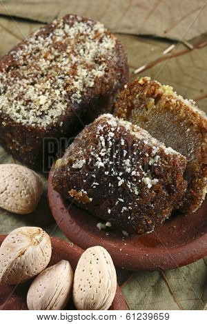 Gaja - Chhena Gaja is a sweet dish from Orissa