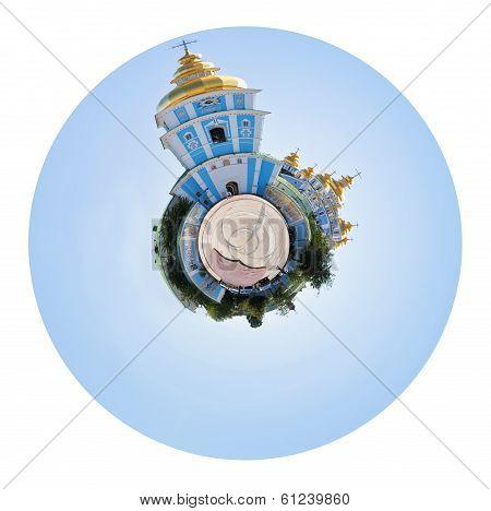 St. Michael Golden-domed Monastery, Kiev