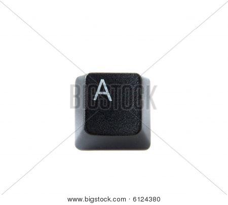 Keyboard Letter A