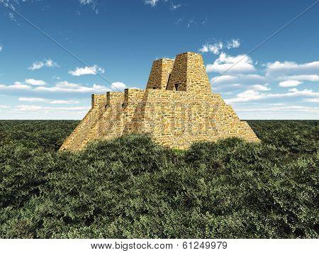 Temple of the Aztecs