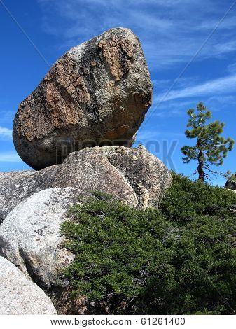 Balancing Rock, Yosemite