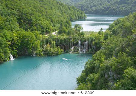Plitvice Park, Croatia