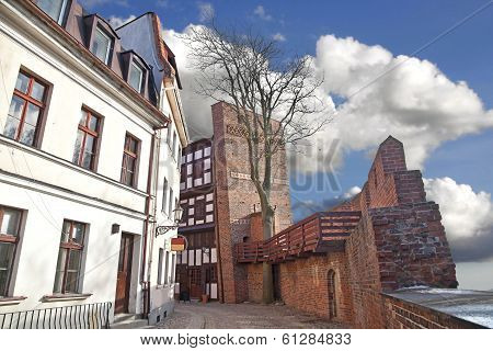 Old Town In Torun, Poland