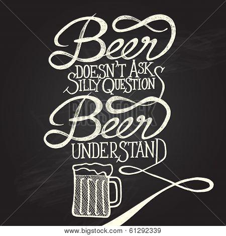 Beer Understand 3 - Phrase