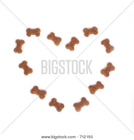 Petfood Heart