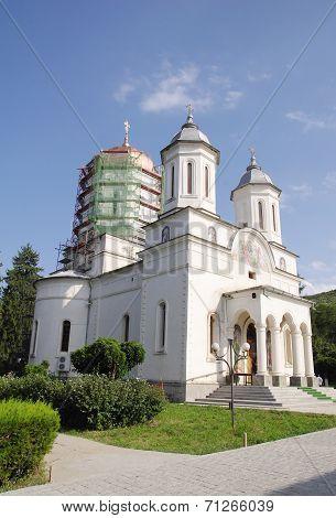 Church In Cocos Monastery,  Dobrogea , Romania