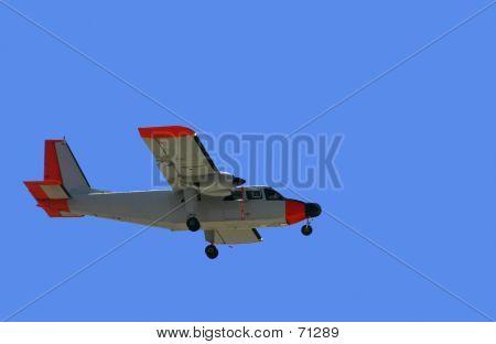 Coastal Watch Airplane