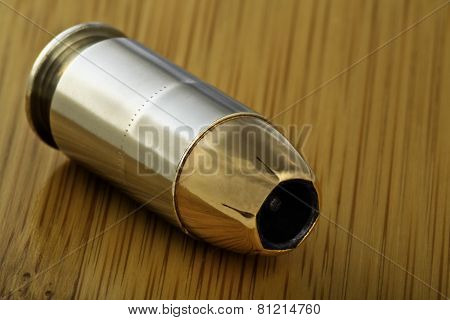 45 Jacketed Hollow Point Hand Gun Bullet Cartridge