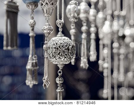 Turkish silver handmade