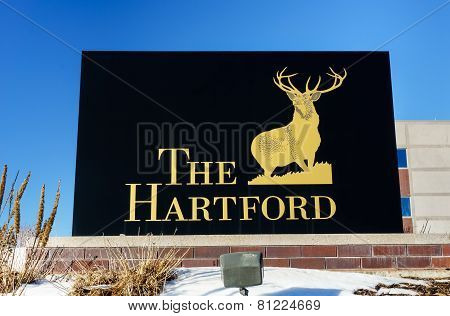 The Hartford Sign And Logo