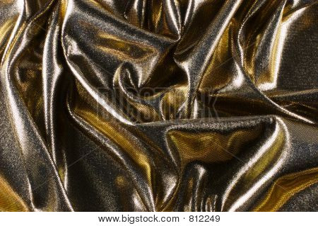 Gold lame small