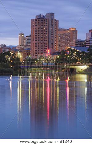 Adelaide, Waking Up...