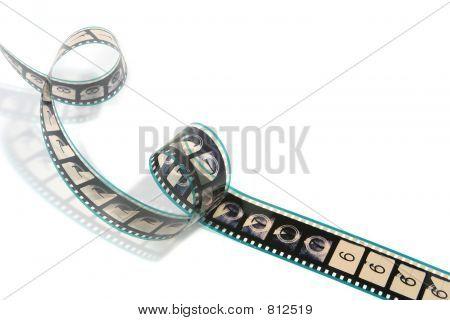 Twisted Movie Film Strip