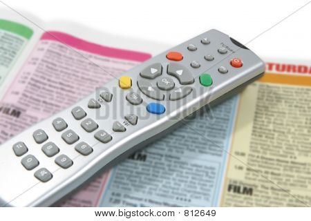 TV Remote Controller and Listings