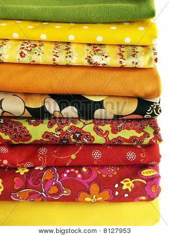 Colored Textiles For Tissue Shop