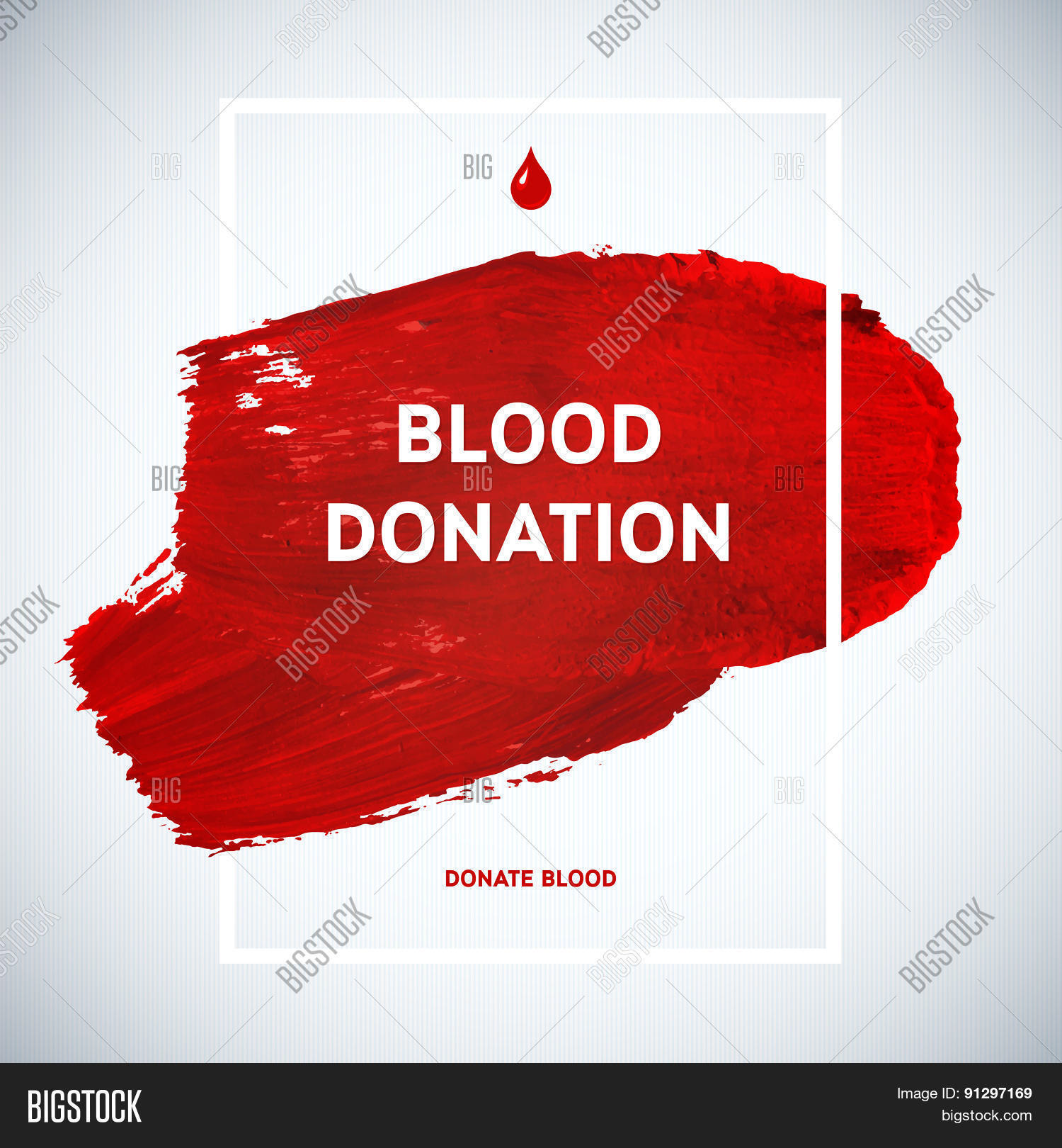 Creative blood donor vector photo free trial bigstock creative blood donor day motivation information donor poster blood donation world blood donor day altavistaventures Image collections