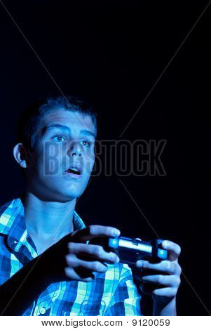 Passionate Gamer