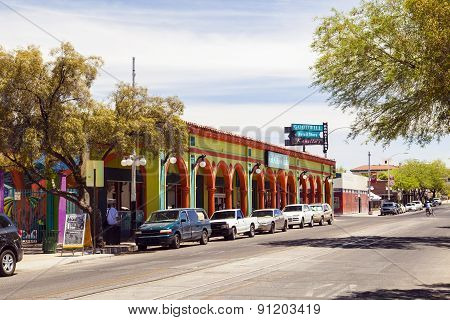 Downtown Tucson, Arizona