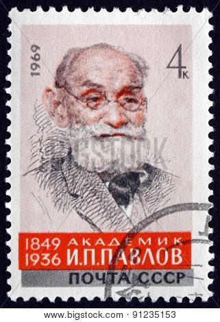 Postage Stamp Russia 1969 Ivan Petrovich Pavlov, Physiologist