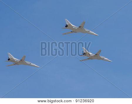 Tu-22M3 Aircraft