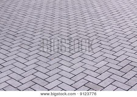 gray brick pattern