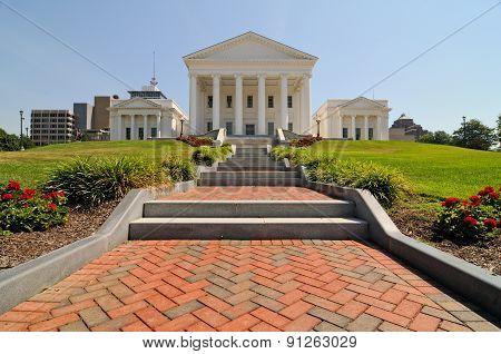 Va State Capitol Building
