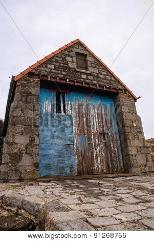Old Lifeboat Station, Moelfre