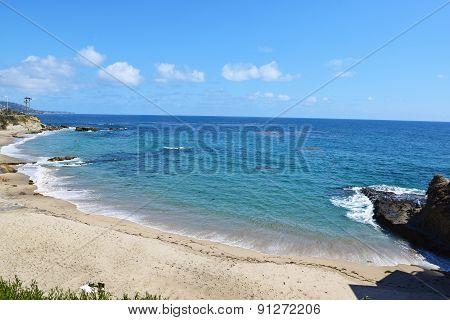 Diver's Cove, Laguna Beach, Southern California