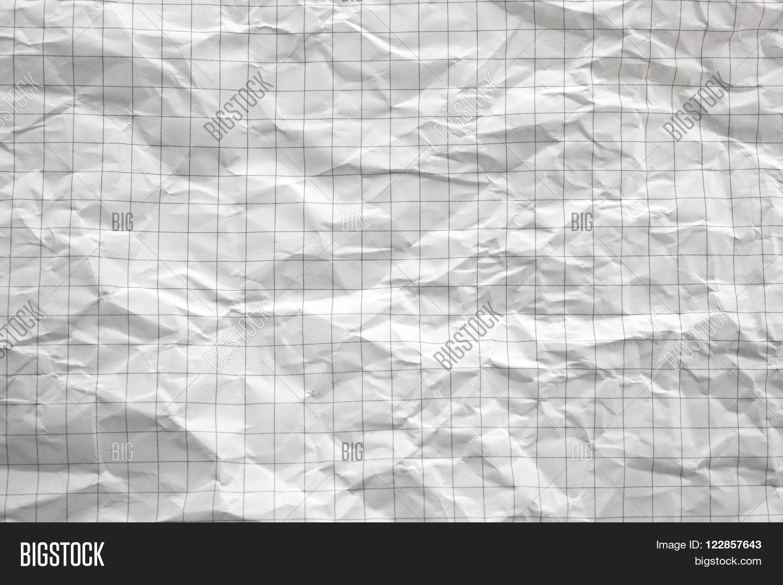 crumpled graph paper - Yeni.mescale.co
