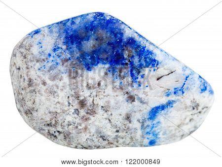 Tumbled Lapis Lazuli (lazurite) Mineral Gemstone