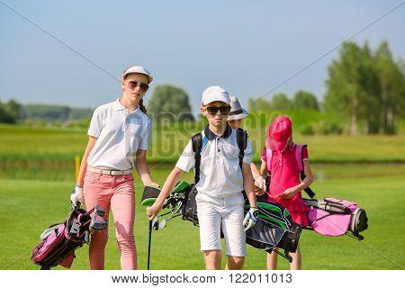 children golf school