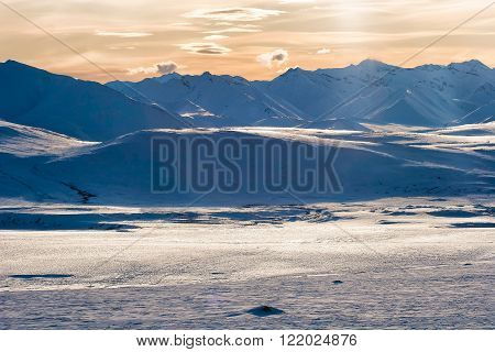 Mountains In Anwr