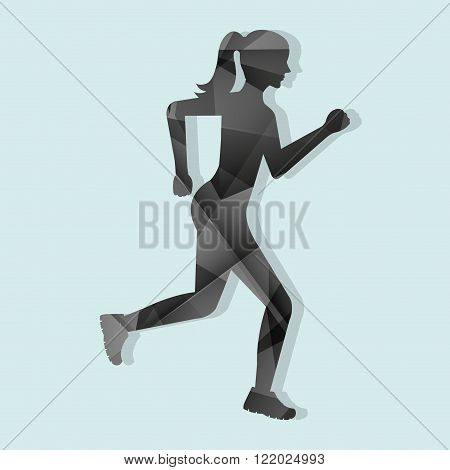 runner avatar design